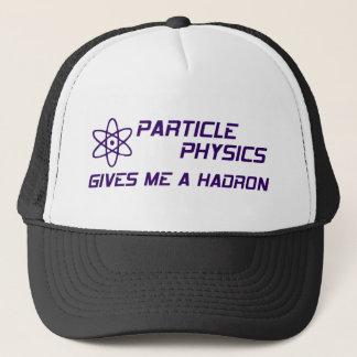 Casquette La physique de particules me donnent un Hadron