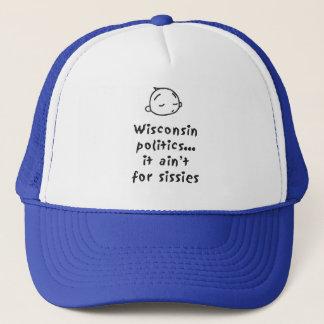 Casquette La politique du Wisconsin