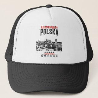Casquette La Pologne