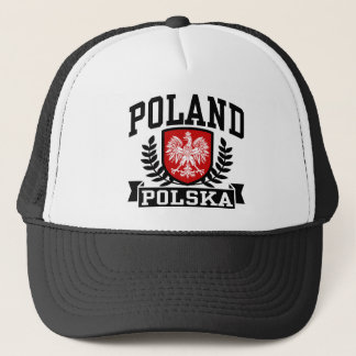 Casquette La Pologne Polska
