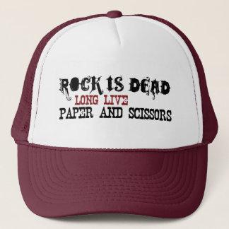 Casquette La roche est morte