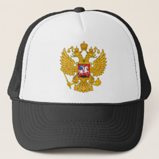 Casquette La Russie deux a dirigé Eagle