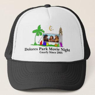 Casquette La soirée cinéma de parc de Dolores, assaisonnent
