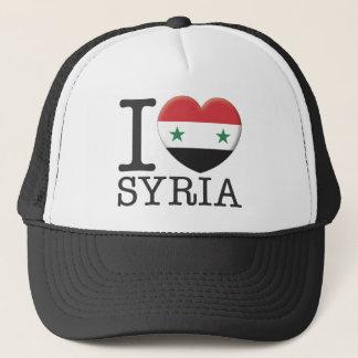 Casquette La Syrie