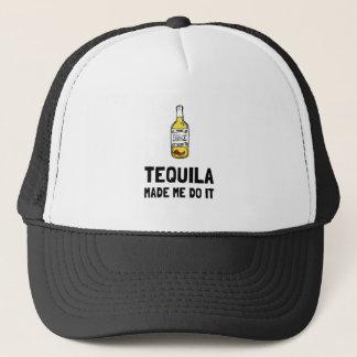 Casquette La tequila m'a incité à le faire