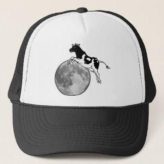 Casquette La vache sautant par-dessus la lune
