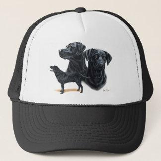 Casquette Labrador retriever noir