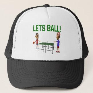 Casquette Laisse la boule