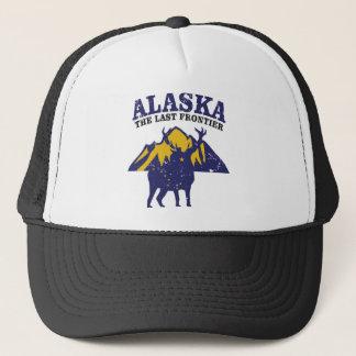Casquette L'Alaska la dernière frontière