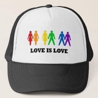 Casquette L'amour est amour
