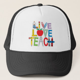 Casquette L'amour vivant enseignent