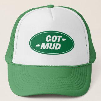 Casquette landrover.got.mud