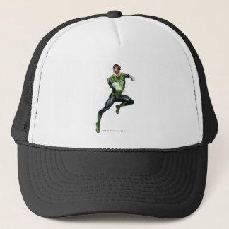 Casquette Lanterne verte - entièrement rendue, sautant