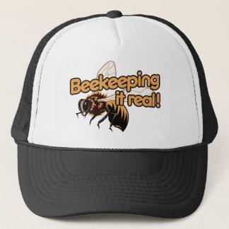 Casquette L'apiculture il vrai !