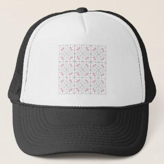 Casquette L'arabe ornemente l'illustration simple d'art