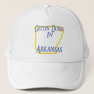 Casquette L'Arkansas - Getting vers le bas