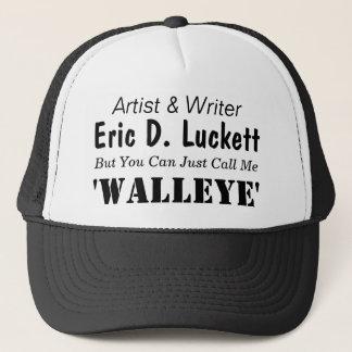 Casquette L'artiste et l'auteur, Éric D. Luckett, mais vous
