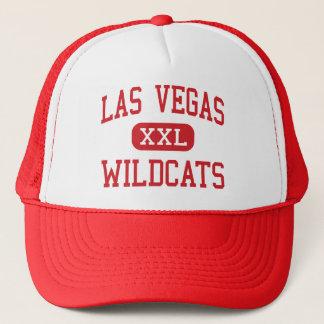 Casquette Las Vegas - chats sauvages - haut - Las Vegas