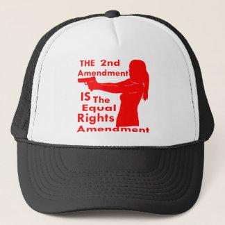Casquette Le 2ème amendement EST l'amendement d'égalité des
