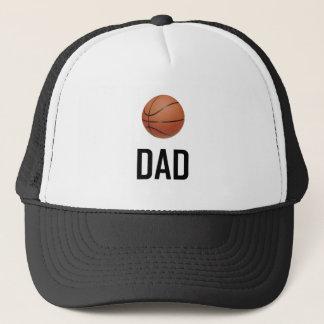 Casquette Le basket-ball folâtre le papa