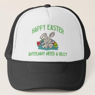 Casquette Le besoin d'Anybunny dames heureuses de Pâques
