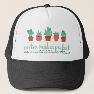 Casquette Le cactus rend parfait