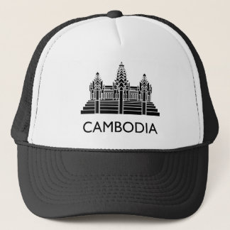 Casquette Le Cambodge Angkor Vat
