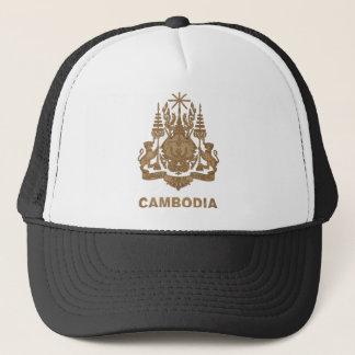 Casquette Le Cambodge vintage
