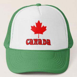 Casquette Le CANADA avec la feuille d'érable rouge
