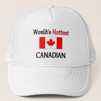 Casquette Le Canadien le plus chaud du monde