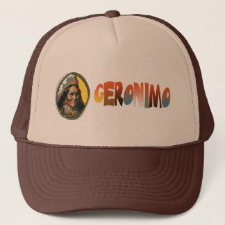 Casquette Le Chef Geronimo d'Apache