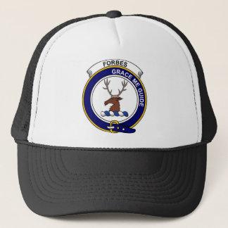 Casquette Le clan de Forbes Badge