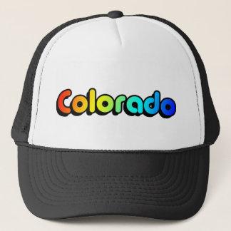 Casquette le Colorado coloré. v2.