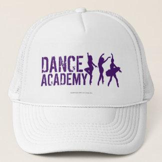 Casquette Le danseur d'Acadmey de danse silhouette le logo
