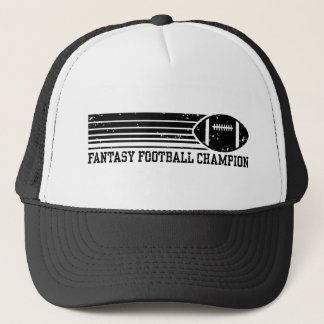 Casquette Le football d'imaginaire