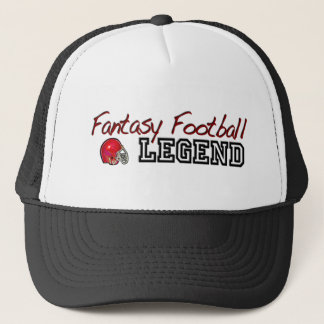 Casquette Le football Legend2 d'imaginaire