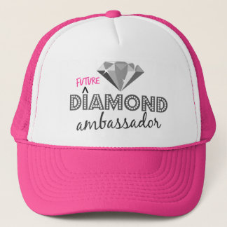 Casquette Le futur Ambassadeur Trucker Hat de diamant