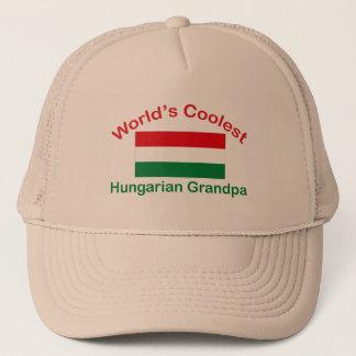 Casquette Le grand-papa hongrois le plus frais