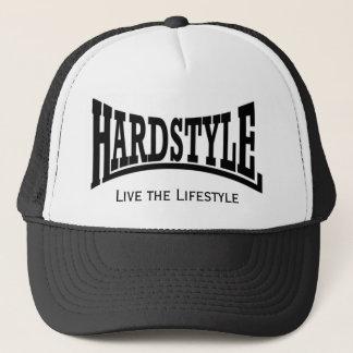 Casquette le hardstyle, vivent le mode de vie