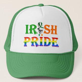 Casquette Le jour de St Patrick irlandais gai de fierté