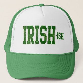 Casquette Le jour de St Patrick Irlandais-ish et drôle