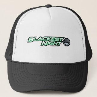 Casquette Le logo 2 de nuit le plus noir