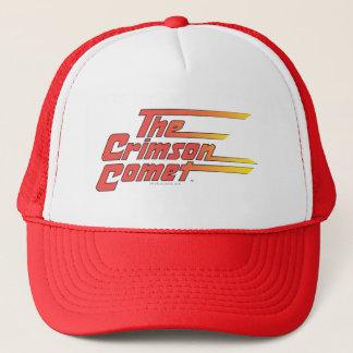 Casquette Le logo cramoisi de comète