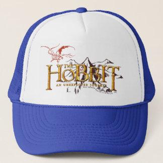 Casquette Le logo de Hobbit au-dessus des montagnes