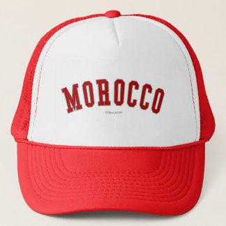 Casquette Le Maroc