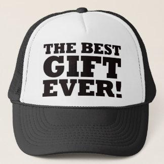 Casquette Le meilleur cadeau jamais