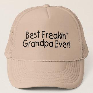 Casquette Le meilleur grand-papa toujours 2 de Freakin