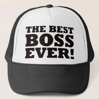 Casquette Le meilleur patron jamais