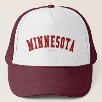 Casquette Le Minnesota