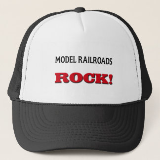 Casquette Le modèle Railroads la roche
